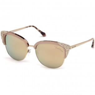 Ochelari de soare Roberto Cavalli WEZN RC1014 C56 PINK