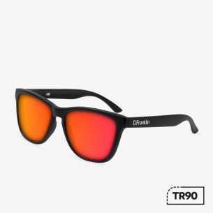 Ochelari de soare UNISEX - D.FRANKLIN ROOSEVELT TR90 Red